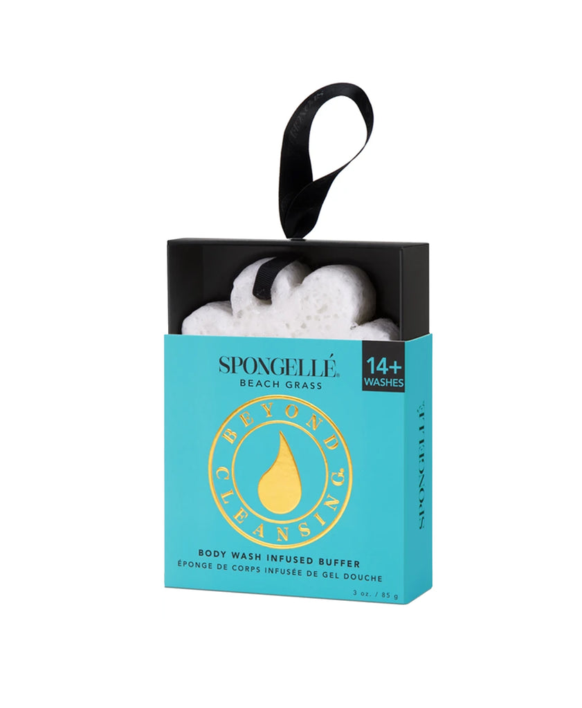 Spongelle Wild Flower Bath Sponge- Beach Grass