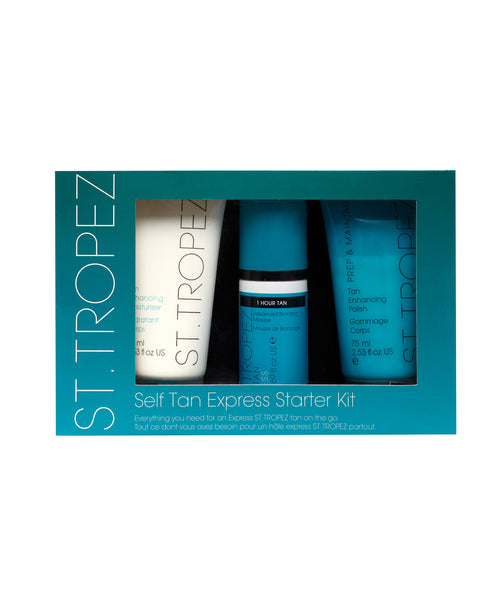Zoom view for Self Tan Express Starter Kit A