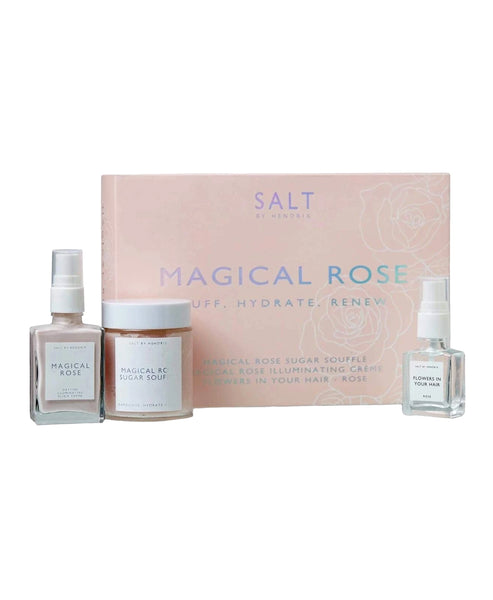 Zoom view for SALT By Hendrix Magical Rose Gift Set