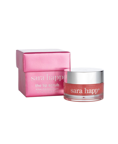 Zoom view for Sara Happ The Lip Scrub- Pink Grapefruit A