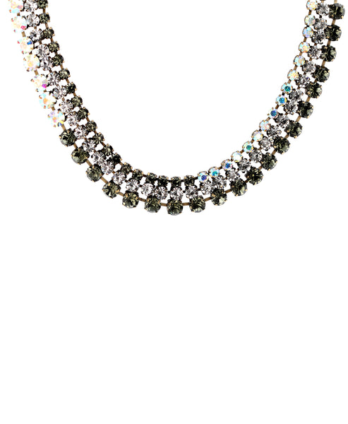 Zoom view for Rhinestone Collar Necklace