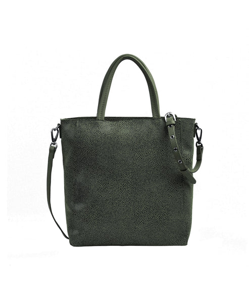 Zoom view for Leather Mini Tote Bag