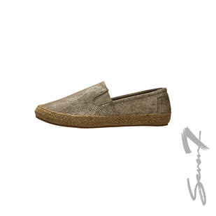 Closed Toe Espadrille