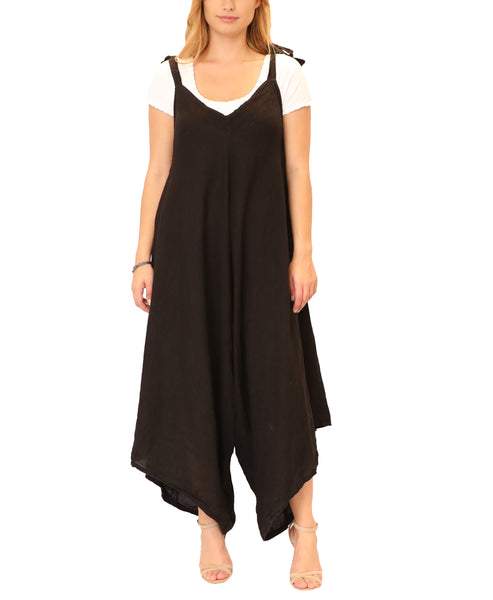 Zoom view for Linen Jumpsuit
