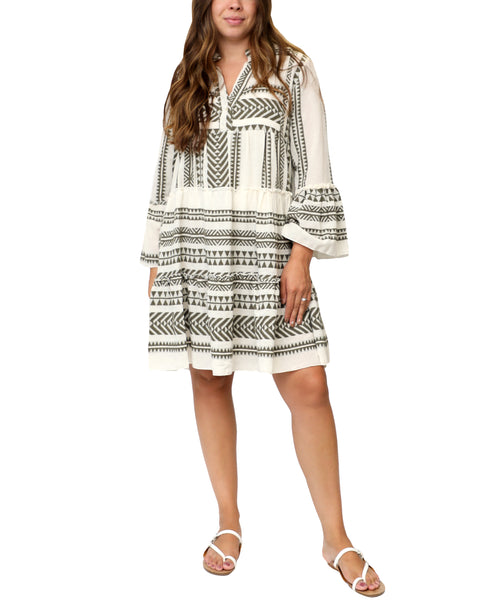 Zoom view for Aztec Print Dress A
