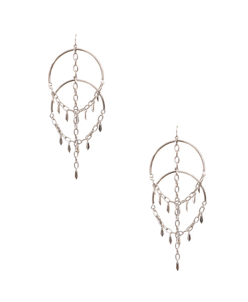 Chandelier Earrings - Fox's