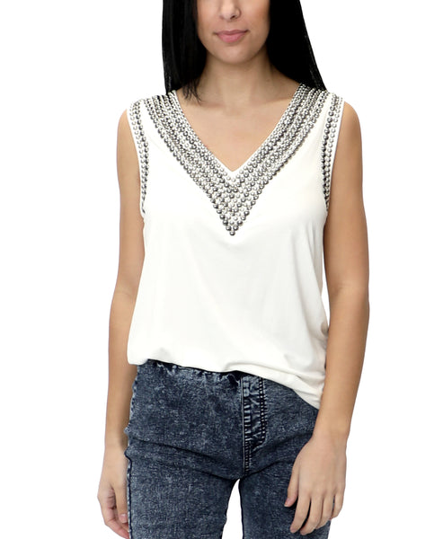 Zoom view for Studded Tank