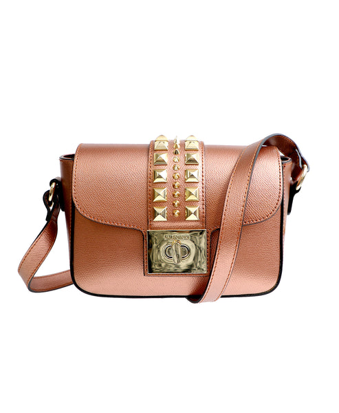 Zoom view for Studded Leather Crossbody