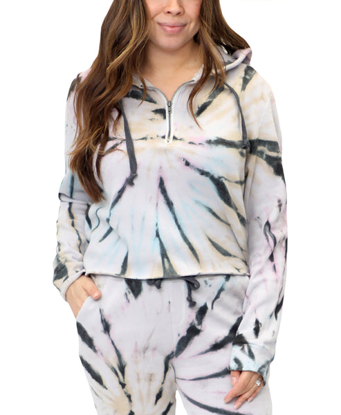 Zoom view for Tie Dye Hoodie A
