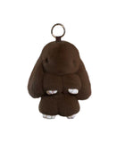 Rex Rabbit Fur Bag Charm - Fox's
