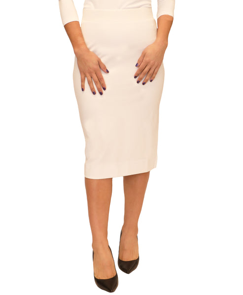 Zoom view for Ponte Pencil Skirt