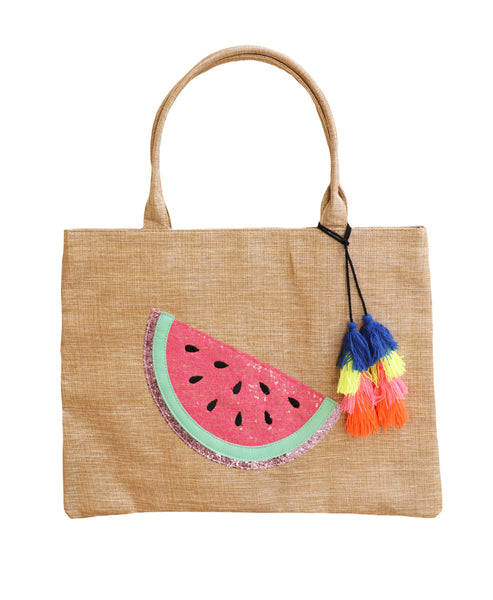 """Watermelon"" Tote Bag"