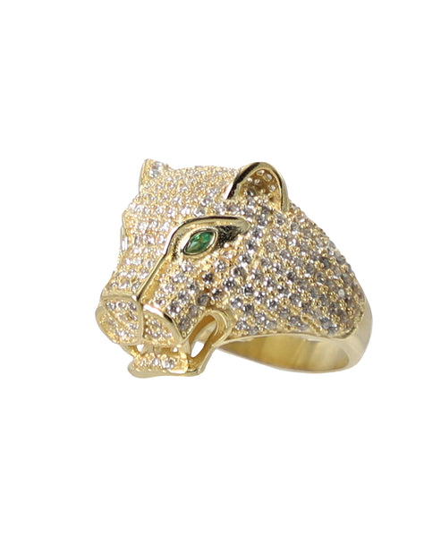 Zoom view for Mama Panther Ring - Fox's