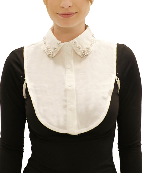 Zoom view for Embellished Collar Dickie A
