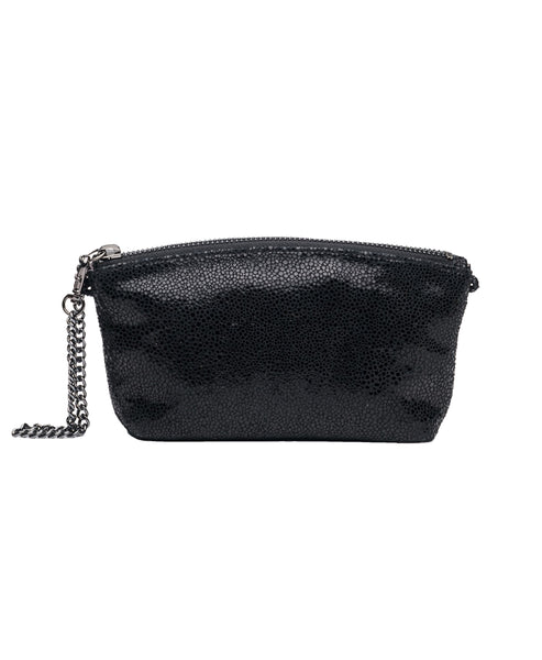 Zoom view for Leather Mini Crossbody Bag - Fox's