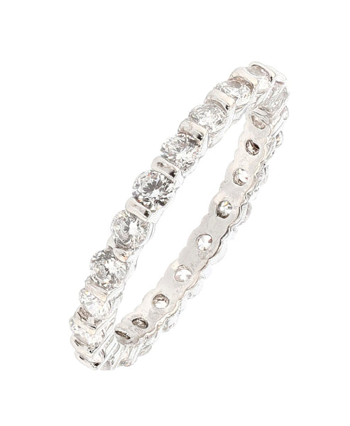 Zoom view for Cubic Zirconia Eternity Ring A