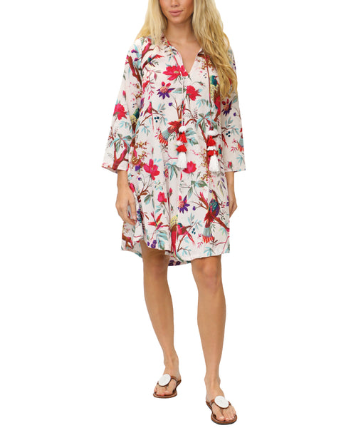 Zoom view for Floral Dress / Swim Cover-Up