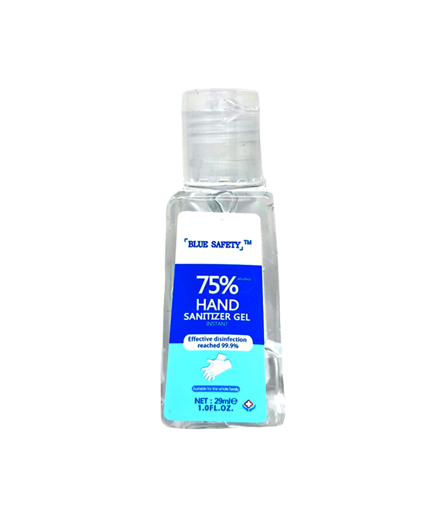 Hand Sanitizer Key Chain Holder 1.0 fl. oz.