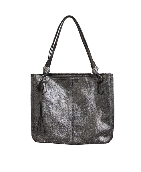 Tote Bag w/ Shimmer & Crystal