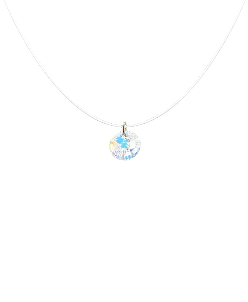 Swarovski Crystal Necklace & Earring Set