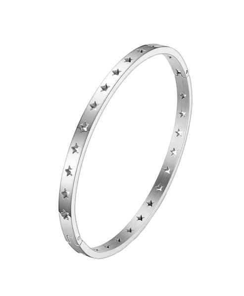 Zoom view for Bangle Bracelet w/ Stars A