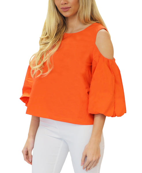 Zoom view for Cold Shoulder Top