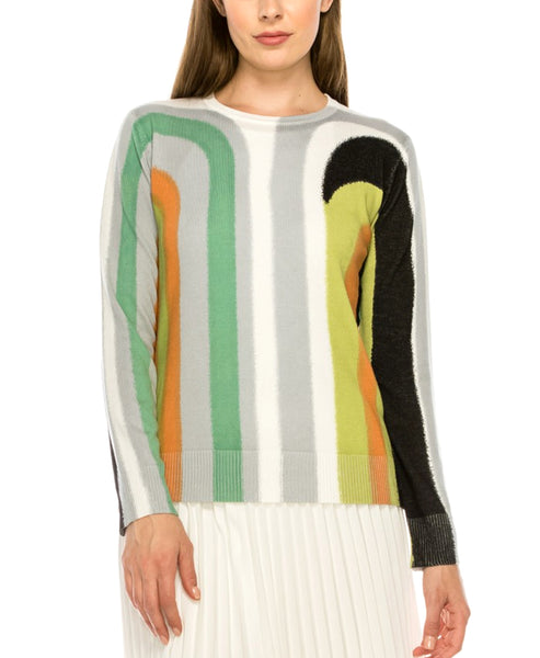 Zoom view for Stripe Sweater
