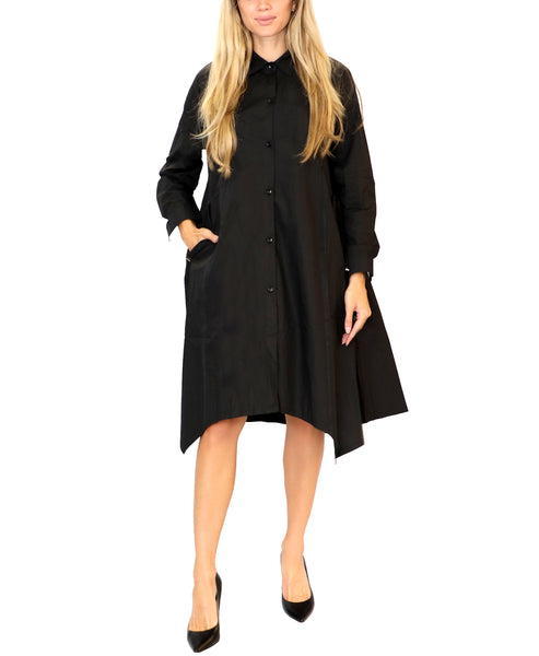 Zoom view for Hi-Lo Shirt Dress