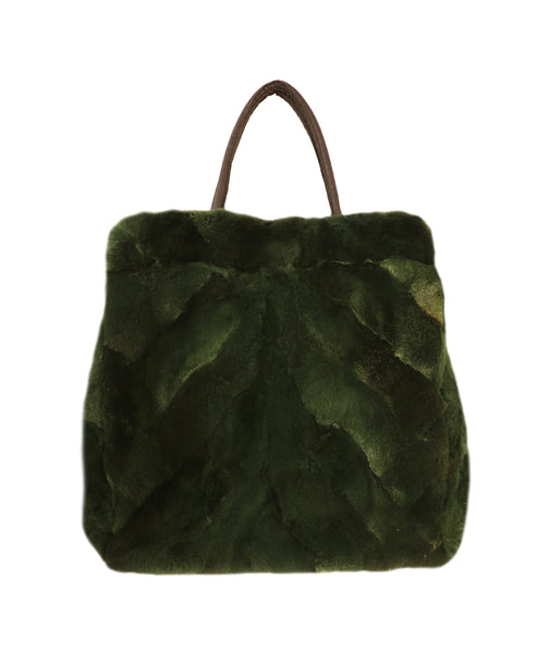 Fox Fur Tote Bag - Fox's