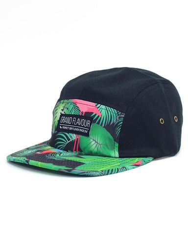 Grand Flavour - Jungle 5 Panel Cap