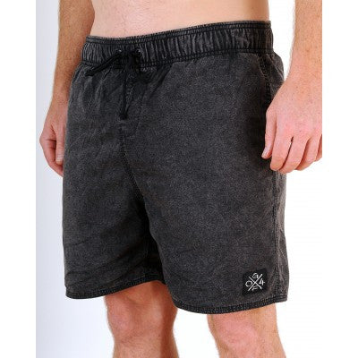Grand Flavour - Cross Country Shorts - Black