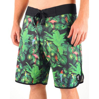 Grand Flavour - Jungle Boardshorts