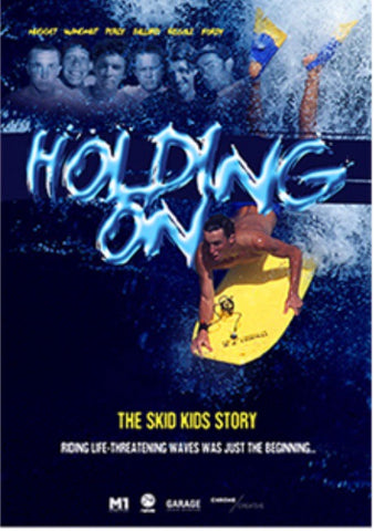 Holding on dvd