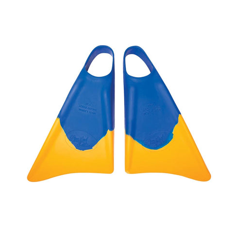 Limited Edition Fins Blue / Gold