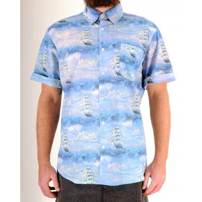 Grand Flavour - Rock The Boat Button Up