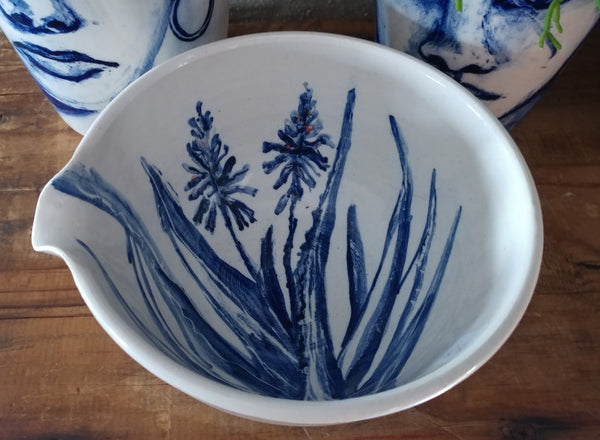 Sauce Bowl - Aloes