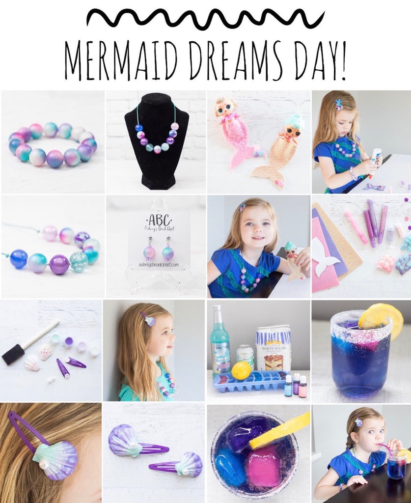 Mermaid Dreams Day