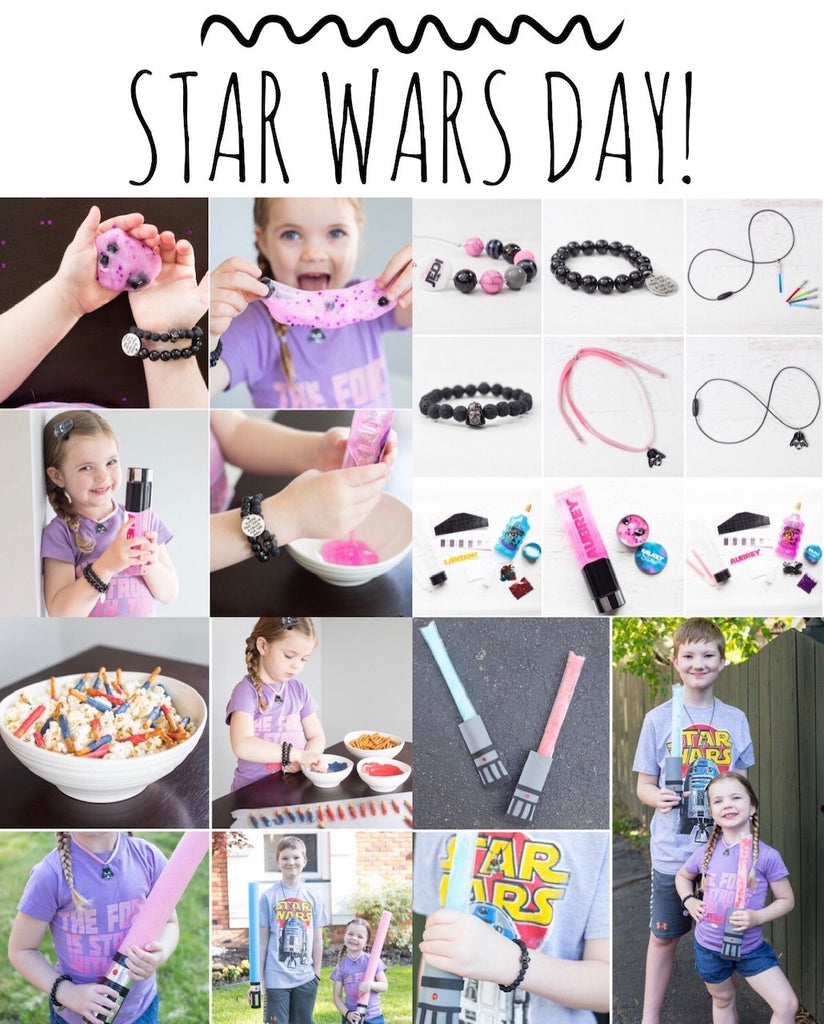 Star Wars Day!
