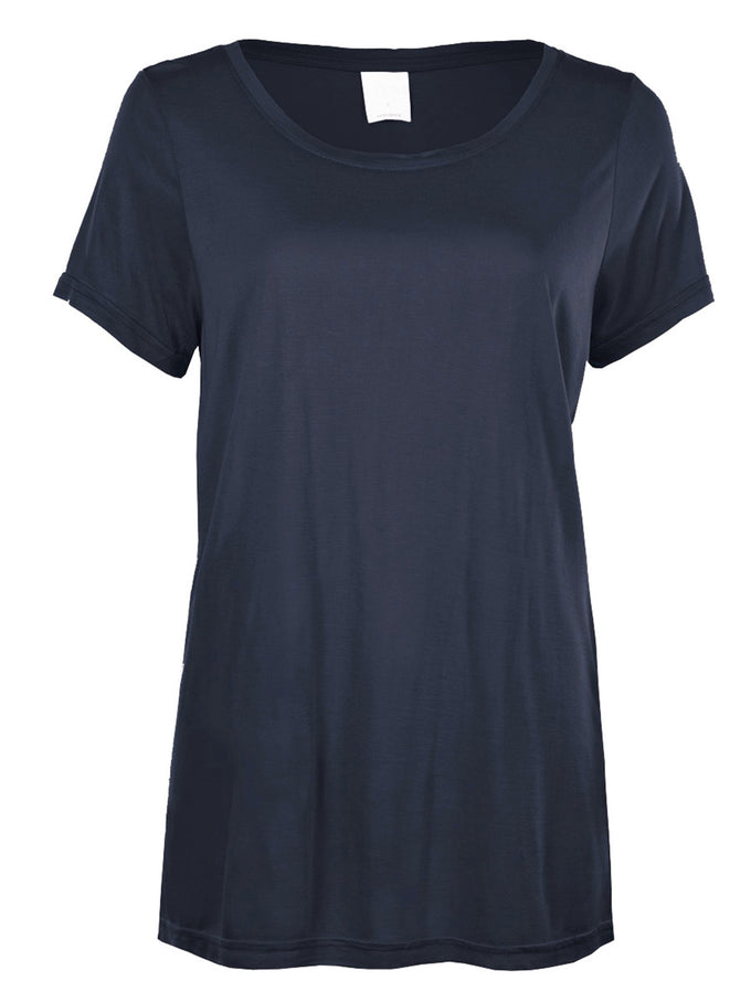 VMJOY T-SHIRT DARK BLUE