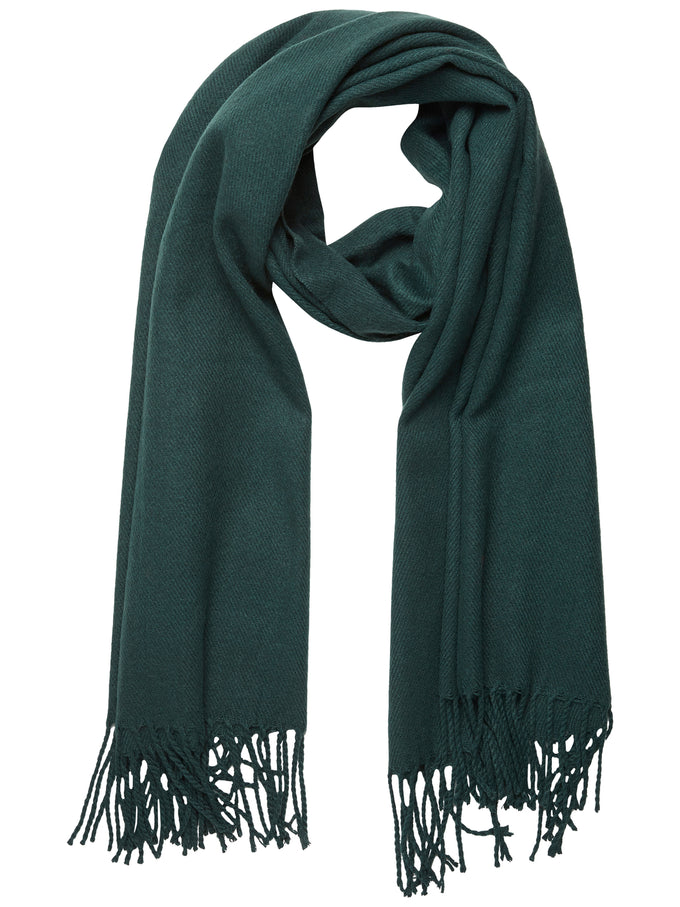 CLASSIC SOLID SCARF GREEN GABLES