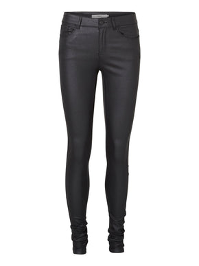 VMSEVEN SMOOTH COATED PANTS