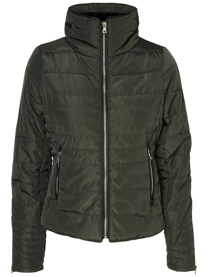VMLULU SHORT JACKET PEAT