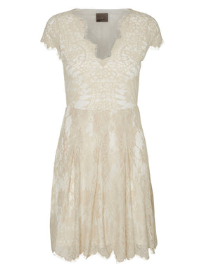 VMAMBER LACE DRESS