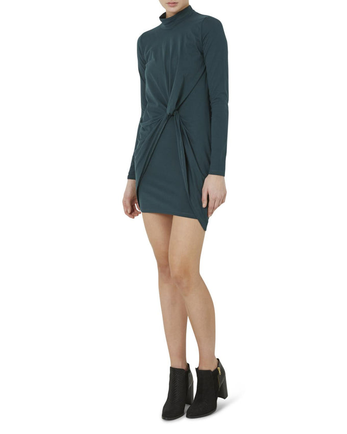 NMWALSH MINI DRESS Ponderosa Pine