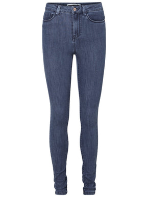 NMLEXI MEDIUM BLUE JEANS