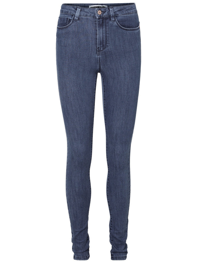 NMLEXI MEDIUM BLUE JEANS Medium Blue Denim