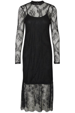 F-VMYES LACE DRESS