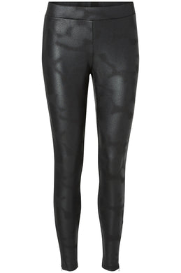 F-VMMARY COATED LEGGINGS