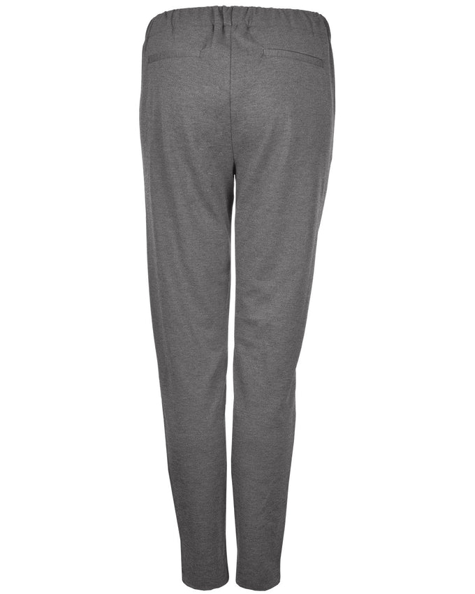 VMCASSY DRESS PANTS MEDIUM GREY MELANGE