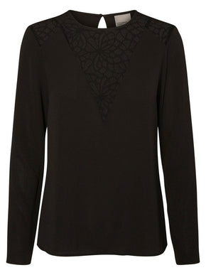 VMKELLY LACE BLOUSE